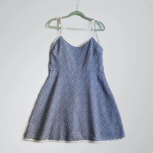 Showpo. Tie up Shoulder Dress - Size 16